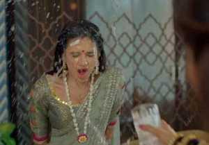 Namak Issk Ka Episode 171; Iravati throws water on Kahani