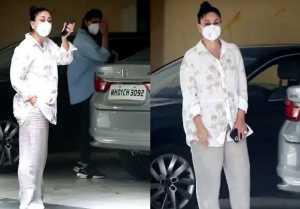 After giving birth to Taimur Ali Khan and Jeh Ali Khan, Kareena Kapoor got out of shape