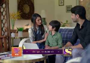 Kuch Rang Pyar Ke Aise Bhi- Nayi Kahani Episode 16; Sony TV