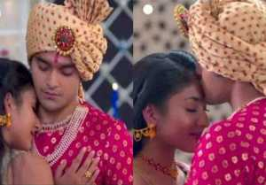 Barrister Babu Spoiler; Anirudh and Bondita first kiss, Anirudh Bondita Romance
