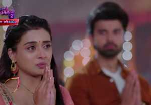 Sasural Simar Ka 2 Episode 86; Simar's prays for her family & Aarav