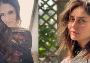 kareena kapoor reacts on taimur ali khan photo shared by saif ali khan sister saba pataudi
