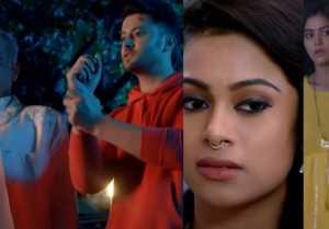 Molkki Episode spoiler; Purvi will save Nandini from Aarav after saving Virendra's life