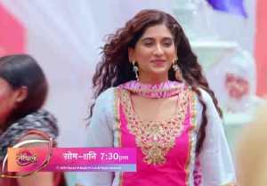 Choti Sarrdaarni Episode 548; Rajeev shocked to see Seher life partner