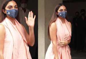 Kiara Advani looks beautiful in Desi look; Watch Video