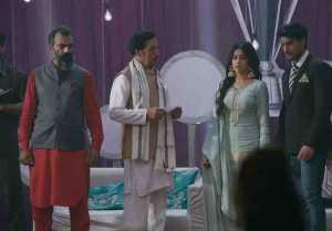 Udaariyaan Episode 166 Promo; Fateh takes Jasmin on stage as a wife