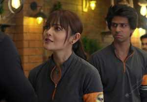Ziddi Dil- Maane Na Promo; Karan and Monami get into an intense fight