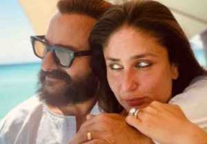 Kareena Kapoor Khan celebrated her birthday with Saif Ali Khan and said this
