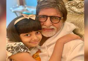 Amitabh Bachchan Reveals the gift he Received from Abhishek and Aaradhya