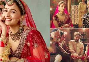 Actress Alia Bhatt Trolled for her Advertisement against Kanyadaan