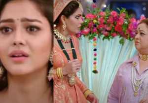 Molkki Episode spoiler; Parakshi & Nani get upset to see Purvi's memory coming back