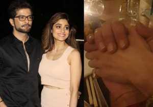 Raqesh Bapat and Shamita Shetty confirm their relationship, shared hand in hand photo