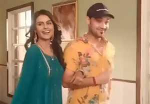 Udaariyaan Spoiler; Tejo doing fun at the sets of Udaariyaan; Fateh feels jealous