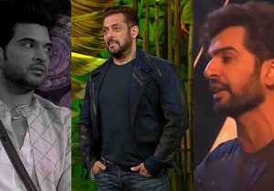 Bigg Boss 15: Salman Khan got angry with Karan Kundra and Jay Bhanushali, Know