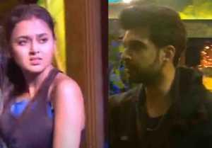 Bigg Boss 15: Karan Kundra got angry on Tejasswi Prakash, Know about the reason