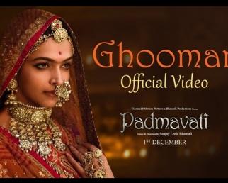 Ghoomar Video Song - Padmavati