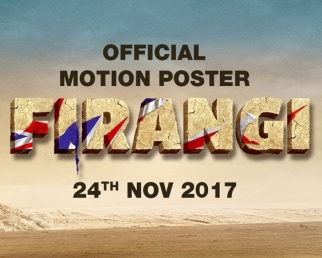 Firangi Official Motion Poster