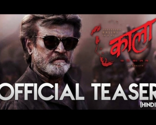 Kaala (Hindi) Official Teaser