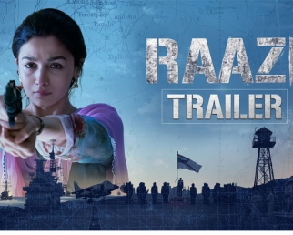 Raazi Official Trailer