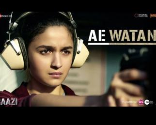 Ae Watan Video Song - Raazi