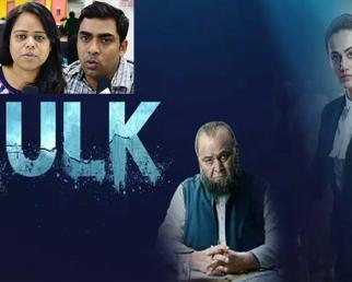 Mulk Teaser Reaction:  Rishi Kapoor  Taapsee Pannu  Prateik Babbar