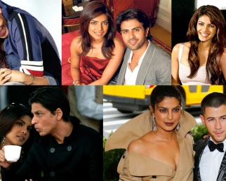 Priyanka Chopra & Nick Jonas: Here are other Celebs whom Priyanka dated earlier