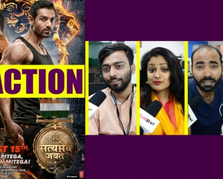 Satyamev Jayate Trailer Reaction: John Abraham  Manoj Bajpayee   Aisha Sharma