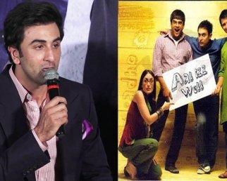 Sanju: Ranbir Kapoor was first choice for 3 Idiot, not Aamir khan