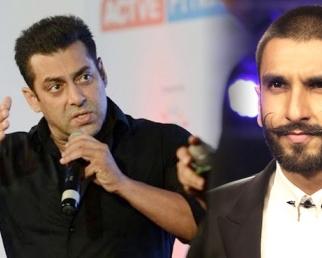 Salman Khan ने जब Ranveer Singh को दी कुर्सी से मारने की धमकी; Here's why