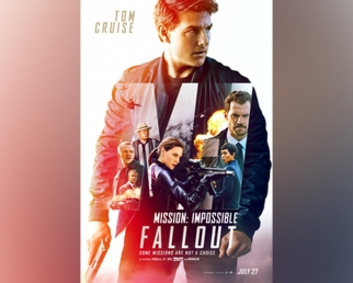Mission Impossible Fallout Movie REVIEW: Tom Cruise  Henry Cavill  Rebecca Ferguson