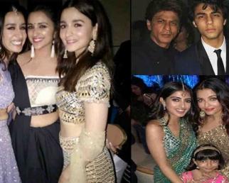 Akash Ambani & Shloka Mehta's Engagement : Aishwarya Rai Bachchan or Shahrukh Khan Attend