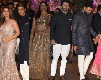 Akash Ambani & Shloka Mehta Engagement: Ranbir Kapoor, Alia Bhatt & Shahrukh Attend
