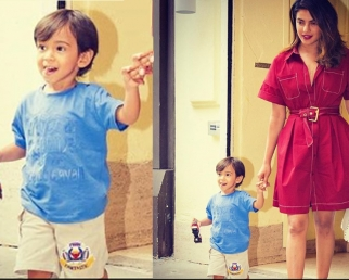 Priyanka Chopra Spotted with Salman Khan's Nephew Ahil Sharma in New York