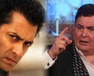 Salman Khan & Rishi Kapoor again at war zone; Rishi Kapoor's SHOCKING Reply