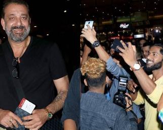 Sanju: Sanjay Dutt fans went CRAZY to take SELFIES with him