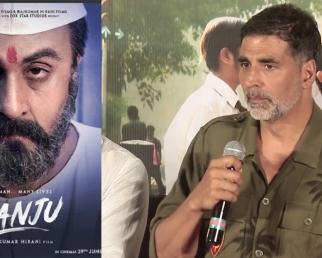 Sanju: Akshay Kumar REACTS on Ranbir Kapoor's performance; Watch Video