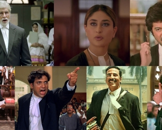 Akshay Kumar, Amitabh Bachchan, Kareena Kapoor & others who played Memorable Lawyers