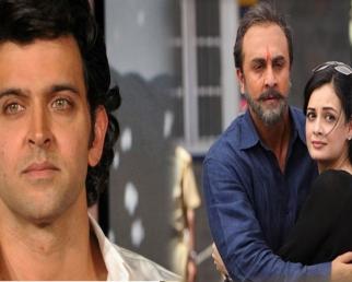 Sanju: Hrithik Roshan's REACTION on Sanjay Dutt's Biopic