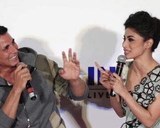 Gold IMAX Trailer Launch: Akshay Kumar Makes FUN of Mouni Roy; Watch UNCUT Video