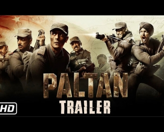 Paltan Official Trailer