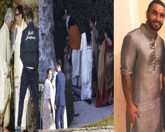 Deepika  Ranveer Wedding: Guests make a UNIQUE Entry on Boat for wedding