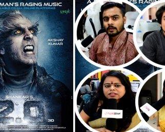 2.0 Trailer Reaction: Akshay Kumar  Rajinikanth  Amy Jackson  Shankar