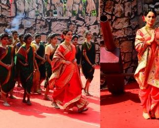Manikarnika: The Queen of Jhansi Trailer: Kangana Ranaut makes ROYAL ENTRY; Watch Video