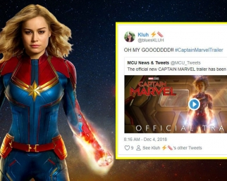 Captain Marvel Trailer 2: Social Media goes crazy for Brie Larson starrer movie