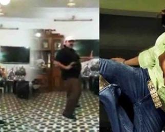 Dabbu Uncle's latest DANCE on Hrithik Roshan's 'Kaho Naa Pyaar Hai' song; Watch video