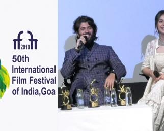 IFFI 2019: Vijay Deverakonda and Rakul Preet Singh full conversation on their love for cinema FilmiBeat Exclusive