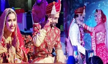 Sheena Bajaj & Rohit Purohit's Wedding Was A Dreamy Affair