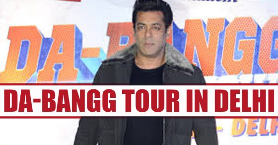 Dabang The Tour Tickets