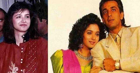 Sanju: When Sanjay Dutt's first Wife Richa Sharma blamed ...