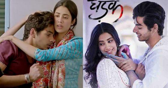 Dhadak Movie Review Jhanvi Kapoor Ishaan Khatter Shine In